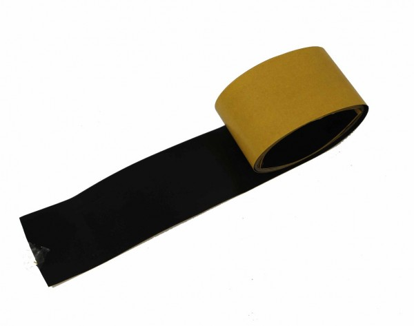 25m x 50mm x 0,6mm Klebeband Selbstklebend Isolierband Dämmung Solar-UV-Tape