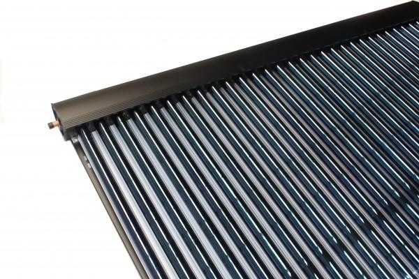 Eurotherm-Solar PRO Vakuumröhrenkollektor 30R (4,58 qm) BlackLine