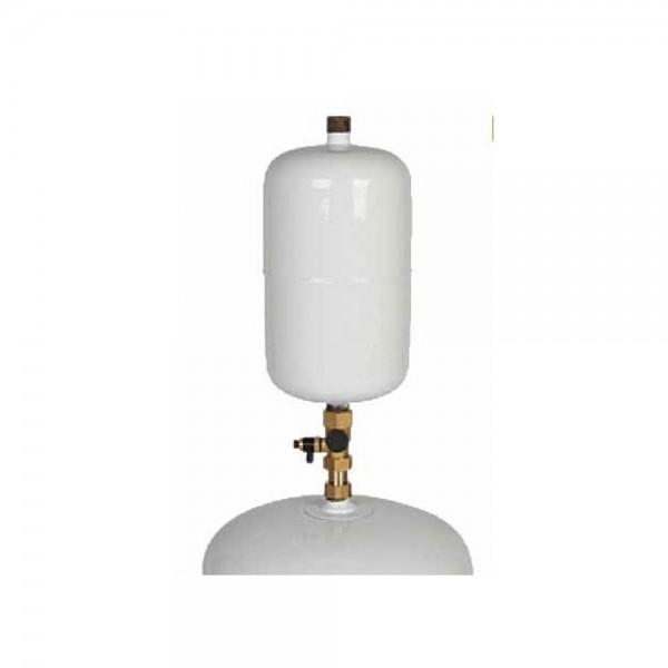 SD24 Solar- Vorschaltgefäß 12 L - 24 L für Solaranlagen Ausdehnungsgefäß