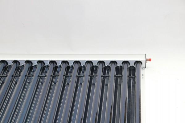 Vakuumröhrenkollektor Sonnenkollektor Eurotherm-Solar CPC - 24R (5,12 m²)