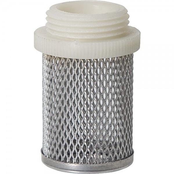 Saugkorb für Rückschlagventil mit Kunststoffgewinde DN32 – 1 ¼ Zoll