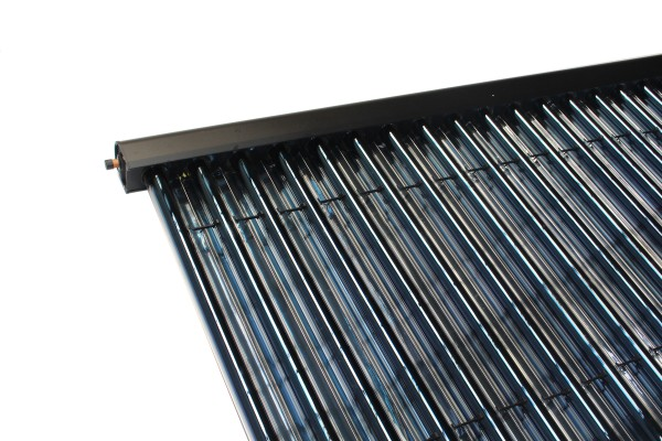 Vakuumröhrenkollektor Sonnenkollektor Eurotherm-Solar CPC - 24R (5,12 m²) BlackLine