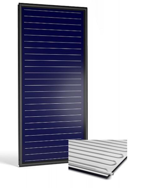 Flachkollektor Sonnenkollektor STI FKF 240V Al/Al (2,52 m²)