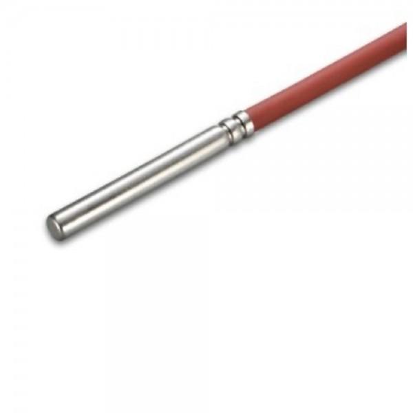 PT1000 Temperatursensor 200°C 2,0m bis 10m Speicherfühler Kollektorfühler Solarfühler