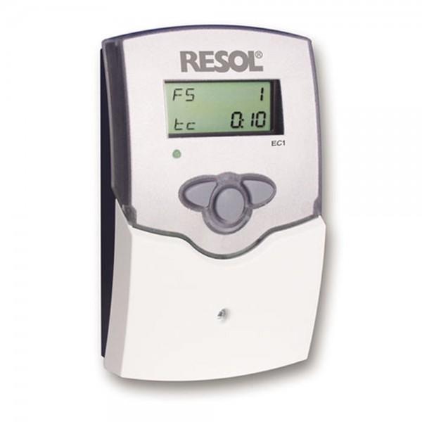 Resol Zirkulationspumpensteuerung EC1 inkl. FS08 Strömungsschalter