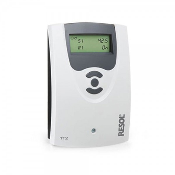 Resol Thermostat TT2 (ohne Fühler)