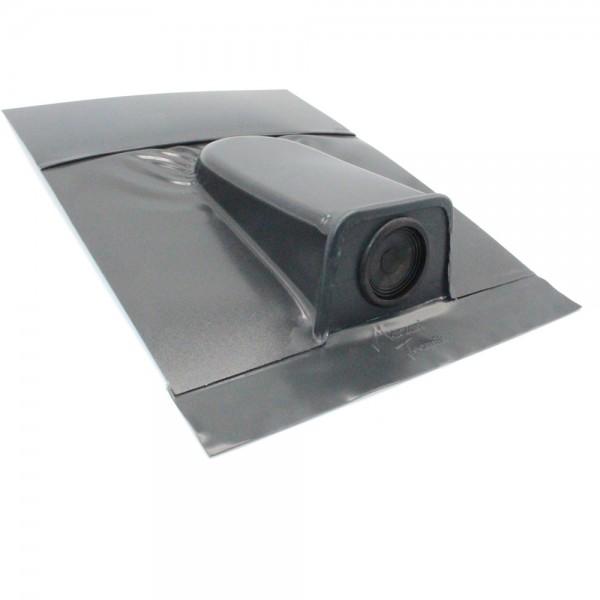 Dachdurchführung für Schiefer und Biberschwanz – Schwarzgrau, verzinkt
