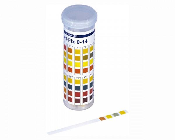 pH-Fix – pH-Teststäbchen- Indikatorstäbchen - zur Bestimmung des pH Wertes - 100 Stück