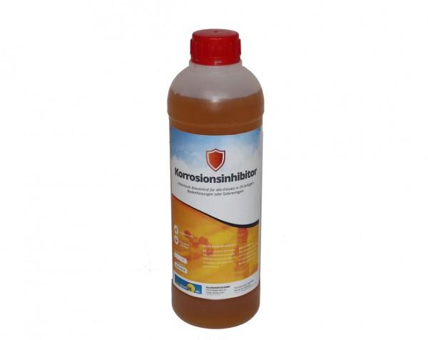 Korrosionsinhibitor, Heizungs- Solaranlagenschutz, Korrosionsschutz – 1 Liter Konzentrat