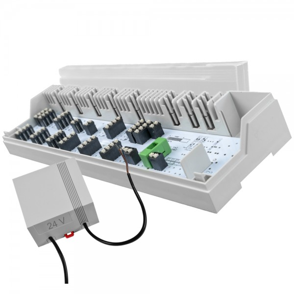 Anschlusseinheit ALPHA DIRECT BASIS verschiedene Varianten inkl. Transformator
