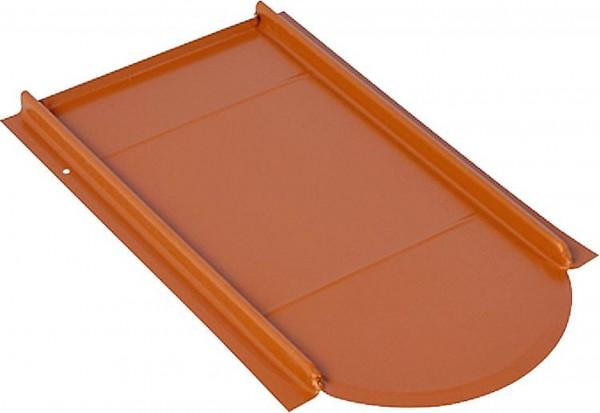 Unterlegplatten, Typ Biber Vario – Verzinkt – Braun Pulverbeschichtet