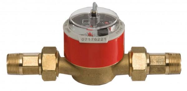 Resol V40 Volumenmessteil 1,5 m³ bis 15,0 m³ Durchflussmesser Wasserzähler