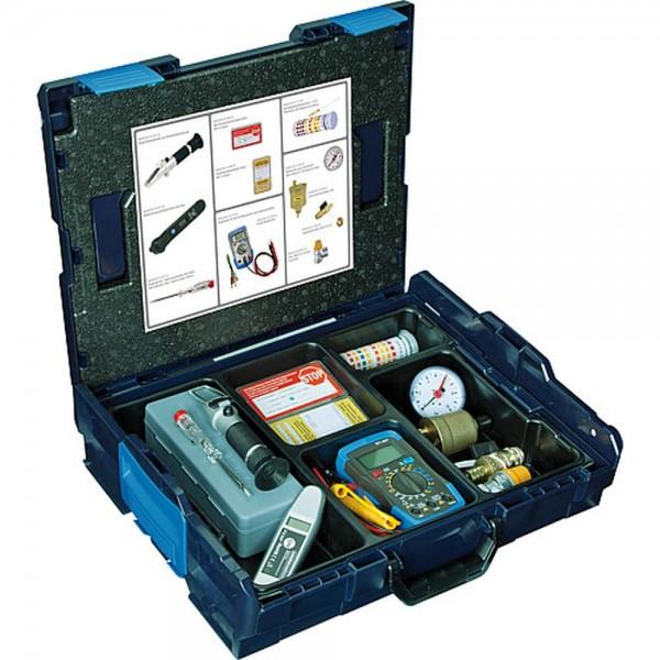 11-teiliger Wartungskoffer / Servicekoffer für Solaranlagen