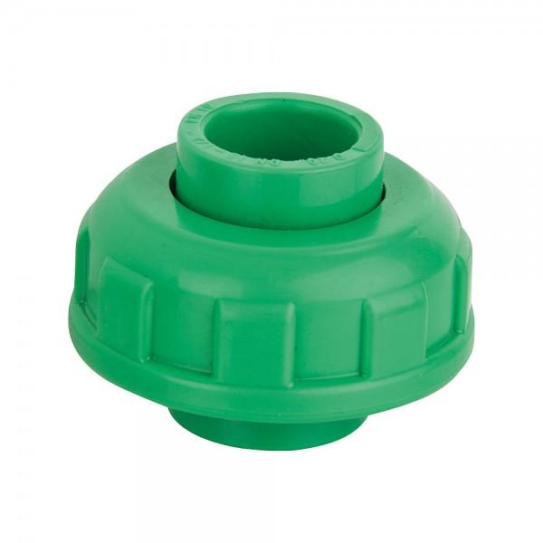 Aqua-Plus - PPR Rohr Verschraubung Kunststoff Schweißsysteme 20-40 mm