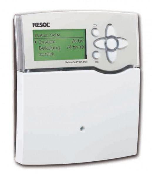 Solarsteuerung Resol DeltaSol BX Plus (ohne Fühler)