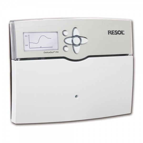 Solarsteuerung Resol DeltaSol MX (ohne Fühler)