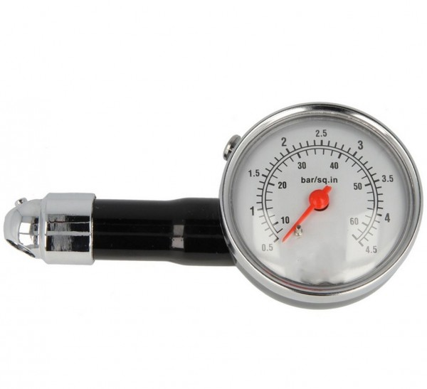Vordruckprüfer für Druckausdehnungsgefäße (analog)