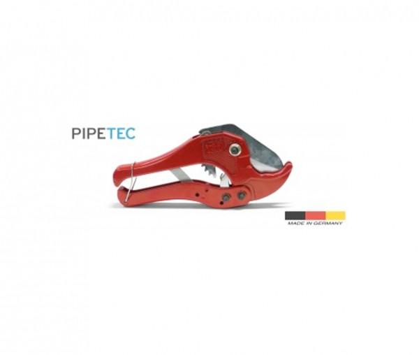 Pipetec Rohrschere 16x2 - 20x2 - 26x3 für Mehrschicht-Verbundrohr, max. Ø 42 mm