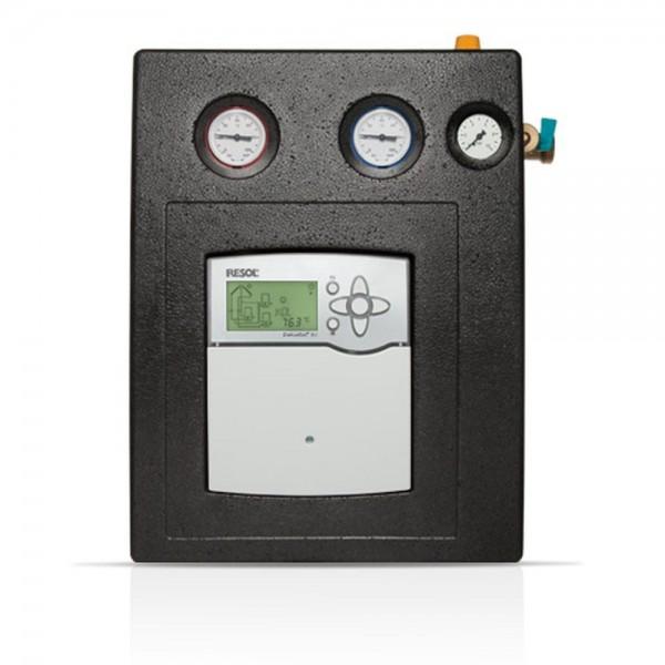 Solarstation Resol FlowSol XL - DeltaSol BX Plus mit Wilo Stratos PARA 15/1-9